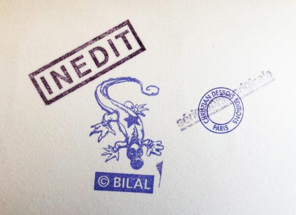 ABIL071Cachets