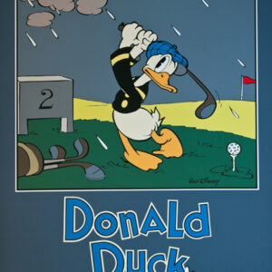 Donald20duck20au20golf